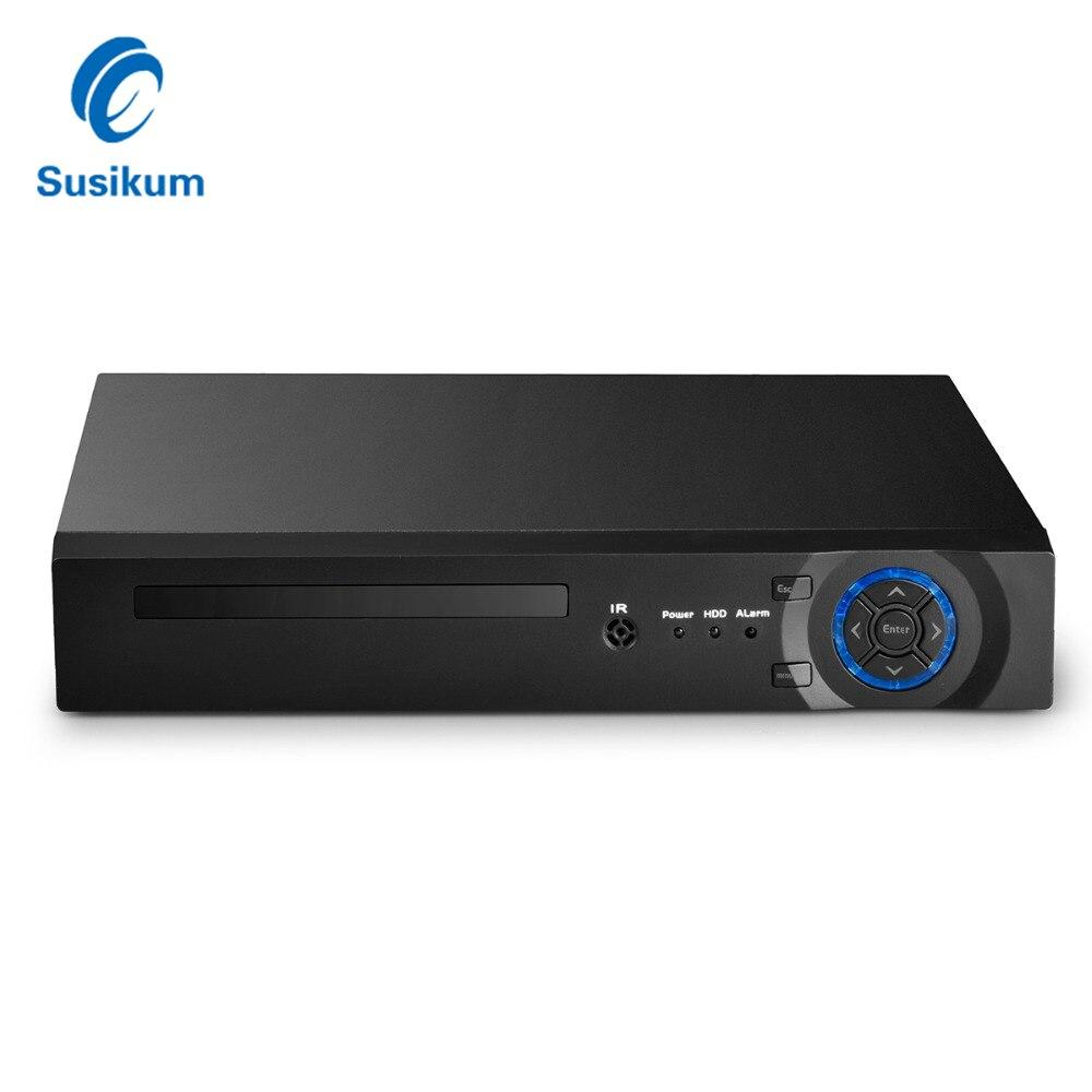 H.265 25CH 5MP/8CH 8MP/32CH 1080P 4K Security NVR Support 1x6TB SATA HDD Camera Video Recorder XMeye App HDMI VGA Output full hd 1080p h 265 32 channel cctv nvr 25ch 5mp 8ch 4k nvr 2 sata hdd xmeye onvif p2p hdmi vga cctv video recorder 3g wifi