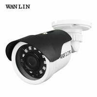 WAN LIN Full HD 1080P Sony IMX323 2 0MP CCTV Security Camera Waterproof Surveillance AHD Camera