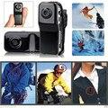 16GB TF Card 240Mah High Capacity Lithium Polymer Battery Small Mini DV MD80 Pocket Camcorder Sports DVR Video Camera Webcam