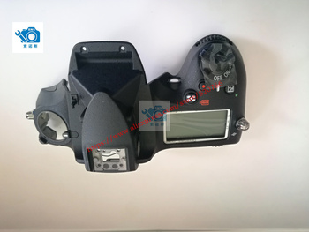 New and original Top Cover Top Case with Flash board Top LCD FPC Unit for niko D610 SLR Camera Repair Replacement Part