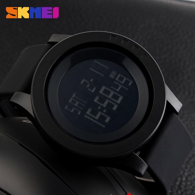 Detalle Comentarios Preguntas sobre Skmei relojes marca hombres Relojes  deportivos hombres moda casual LED digital Reloj Relogio masculino Militar  reloj ... c490cc0cc3da