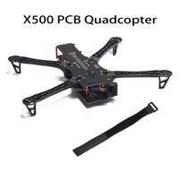 1 set Reptile X500 500 500mm PCB / carbon fiber Quadcopter Frame kit for BlackSheep Discovery FPV Drone Quadcopter