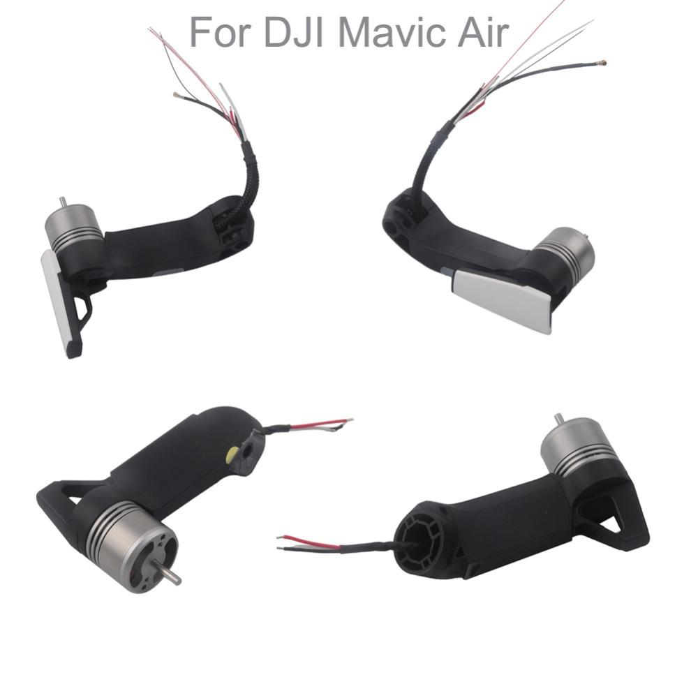 Original Motor Arm Spare Parts  Front Rear Back  Left  Right Repair Replacement for DJI Mavic Air Drone Repair Parts