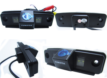 free shipping!!! Car Rear View Parking CCD Camera For Subaru Forester outback impreza sedan tribeca image