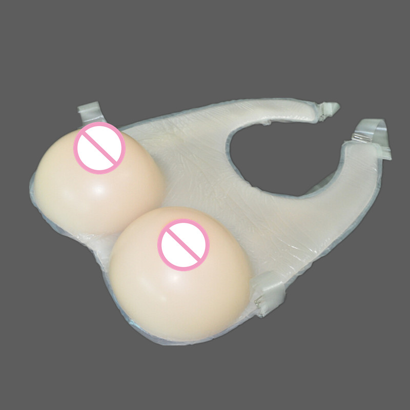Topleeve 800g/pair Sz 34 36 Silicone Breast Forms Mastectomy Prosthesis Implants Enhancement Fake Boobs Real zero interest 47 800g