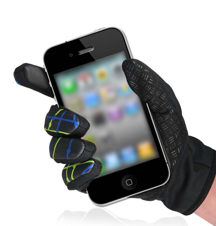 GLV870 men and women new anti slip wear resisting breathable shockproof cycling touch screen font b