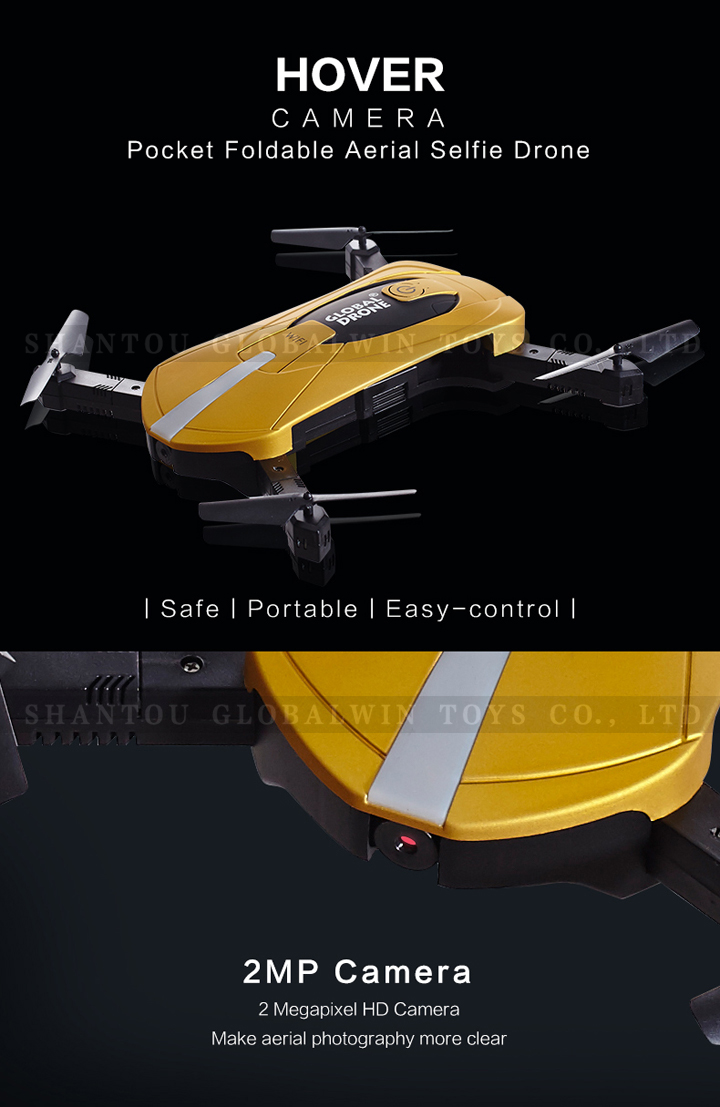 Rc Helicopter Foldable Mini Drones (3)
