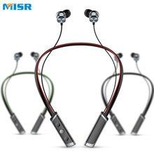 MISR SN18 Magnet Bluetooth Cuffia con Archetto Da Collo Auricolare Senza  Fili di Sport Corsa e Jogging Auricolare Con Microfono . 26cc97421771