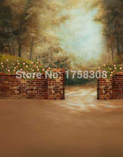 8X12ft vinyl photography background  Computer Printed Painting   Photography backdrops for Photo studio  CM-2876 shengyongbao 300cm 200cm vinyl custom photography backdrops brick wall theme photo studio props photography background brw 12