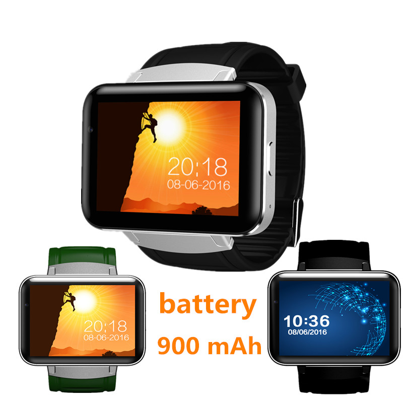 DM98 Smart Watches MTK6572 Android 5.1 OS 3G WIFI GPS Bluetooth 4.0 Support SIM Card Dual Core 4GB ROM Camera Smartwatch PK LEM4 vaglory q1 wifi gps 3g smart watch 512mb 4gb android 5 1 os mtk6580 bluetooth smartwatch support nano sim card app download