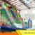 Inflatable biggors venda quente corrediça inflável comercial frete grátis por mar