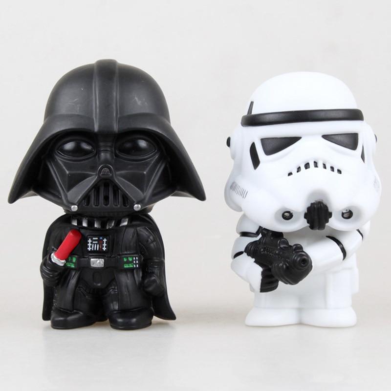 Marvel Star Wars Yoda Darth Vader Stormtrooper Action Figure - Die Zahlen Aktion und Spielzeug - Foto 4