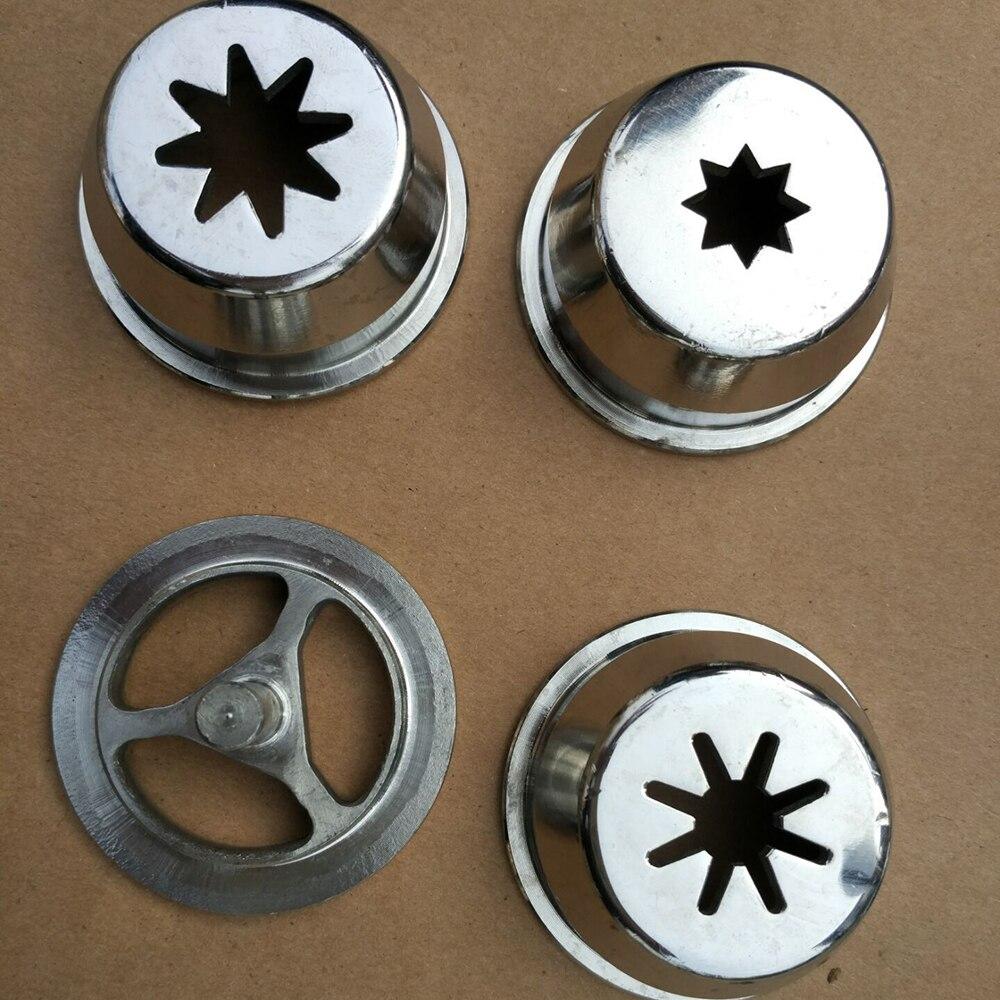 Edelstahl Solide Hohl Churrera Churro Düse Form für Churros Maschine-in Küchenmaschinen aus Haushaltsgeräte bei  Gruppe 1