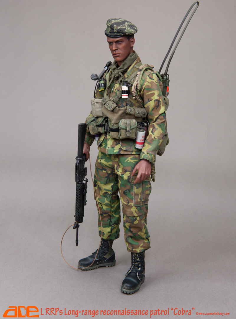 1/6th scale Military figure Collectible Model US LRRPs Long-Range Reconnaissance Patrol Cobra in Vietnam 12 Action figure doll atlas 1 43 germany horch kfz 15 military command reconnaissance vehicle model alloy collection model holiday gift