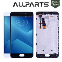 Warranty Tested 5 5 Inch 1280x720 Display For Meizu Meilan Note 5 M5 Note LCD With