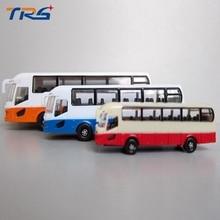 Teraysun 2017 plastic model bus kits 1:150 resin plastic model bus for model car kits layout