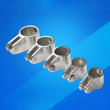 Marine Boat 316 Stainless Steel Yacht mini Top Fitting Hardware 18mm/19 mm/20 mm/22mm/25 mm/30 mm/32mm Jaw Slide Hinged