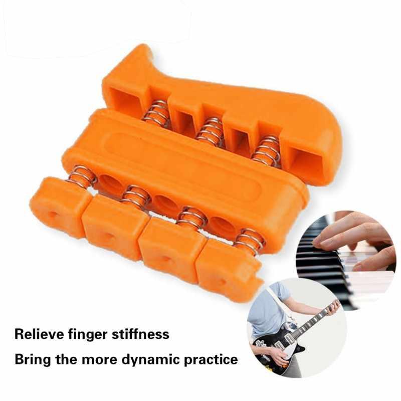 1pc Grip Training Exerciser Kleine Zweireihig Frühjahr Anti-slip Elastische Hand Griffe Handgelenk Muscle Power Trainer Werkzeug neue