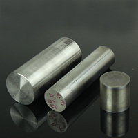 metal supplies Dia 16mm to 50mm TC4 titanium round alloy rod stick solid ti bar cutting tool grade 5