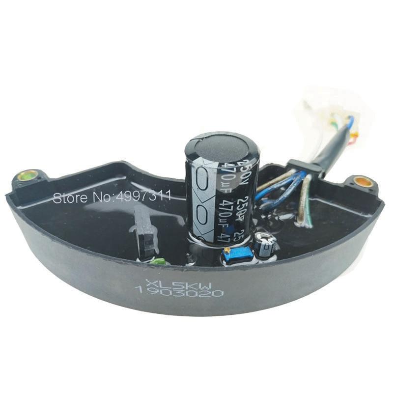 3 Phase AVR Automatic Voltage Regulator Rectifier 5KW 8KW Generator 7KW 6KW