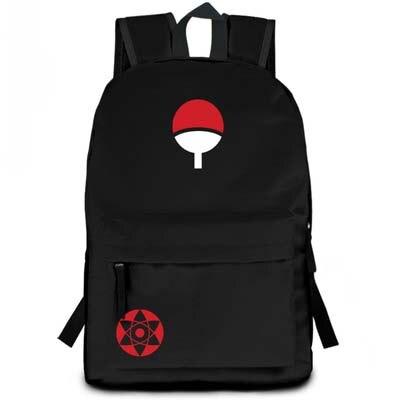 Naruto backpack Uzumaki Naruto Cosplay Bags Anime Nylon Cartoon Schoolbags athemis naruto cosplay costume boruto haruno sakura cosplay outfit anime cosplay
