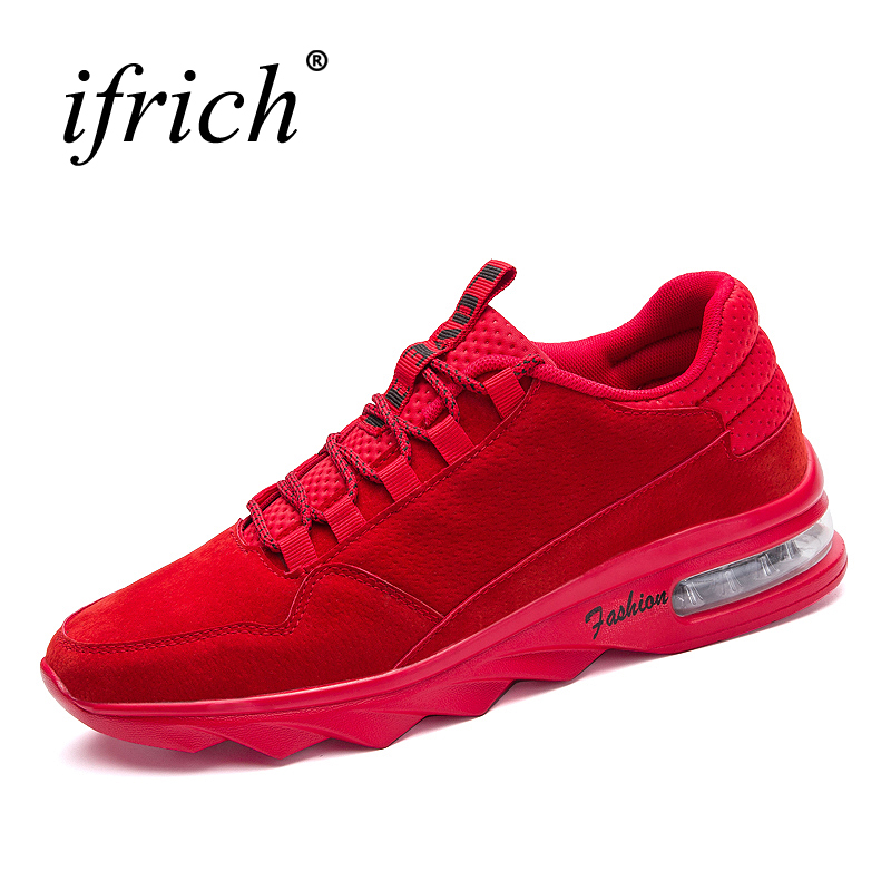 New Arrival Mens Sports Shoes Running Sneakers Air Cushion Walking Jogging Shoes Comfortable Men Athletic Shoes For Walking apple summer new arrival men s light mesh sports running shoes breathable fly knit leisure comfortable slip on sneakers ap9001