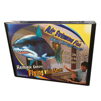 1 pcs air swimmers remote control flying fish blue electric rc animals shark fish shape inflatable.jpg 200x200