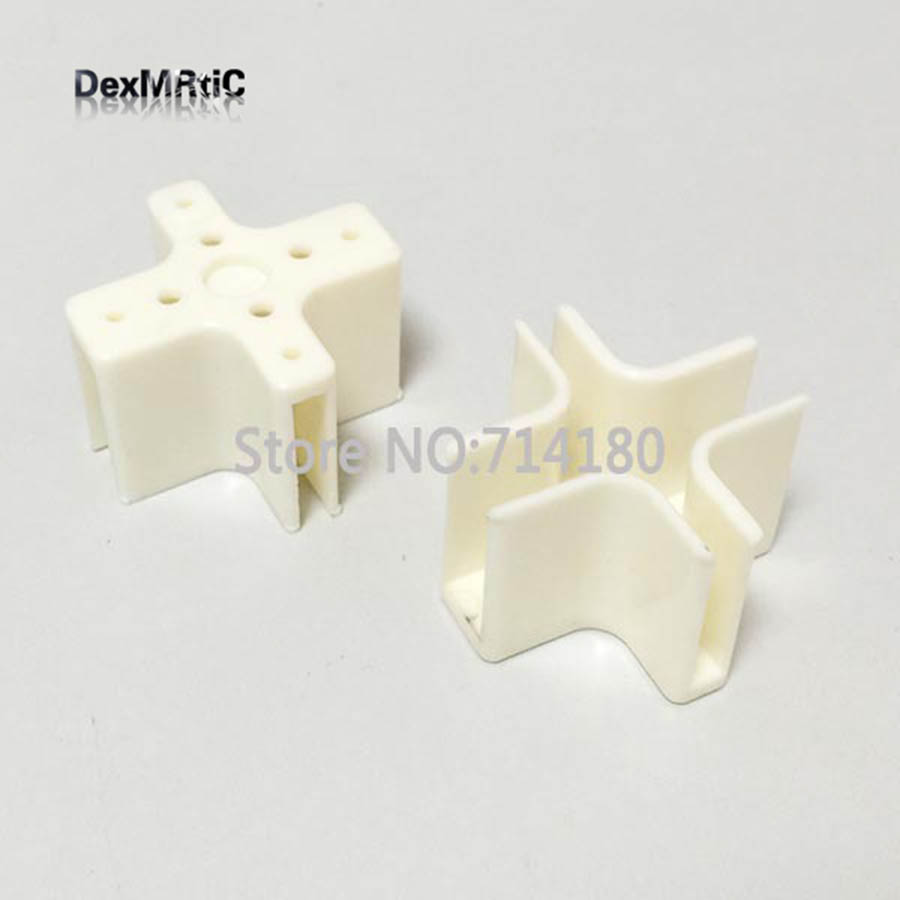 5pcs KT board machine for 22 series motor cross deck base DIY Airplane Fixed wing RC