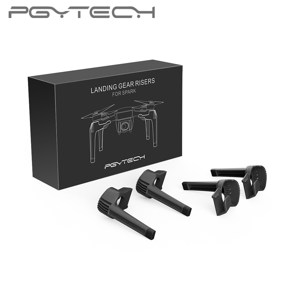 pgytech-new-arrival-landing-gear-risers-for-spark-support-protector-extension-replacement-fit-font-b-drone-b-font-accessories
