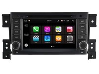 S190 Android 7 1 Car DVD Player Audio For SUZUKI GRAND VITARA 2005 2012 GPS Bluetooth