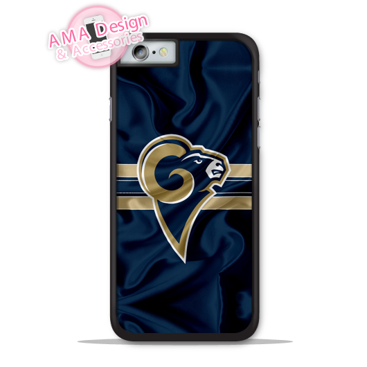 St. Louis Rams Football Flag Phone Cover Case For Apple iPhone X 8 7 6 6s Plus 5 5s SE 5c 4 4s For iPod Touch