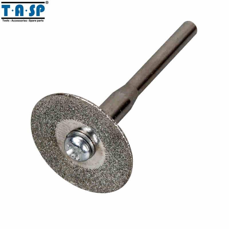 TASP 10pz 20mm Disco diamantato per dischi da taglio Set di ruote - Utensili abrasivi - Fotografia 4