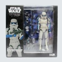 18cm Star Wars Figure Stormtrooper Figure PVC Action Figures Collectible Star Wars Toy