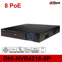 DH NVR4208 8P 8 Ports Poe Nvr 8ch Ip Camera Support 5mp Ip Camera 3mp Cctv
