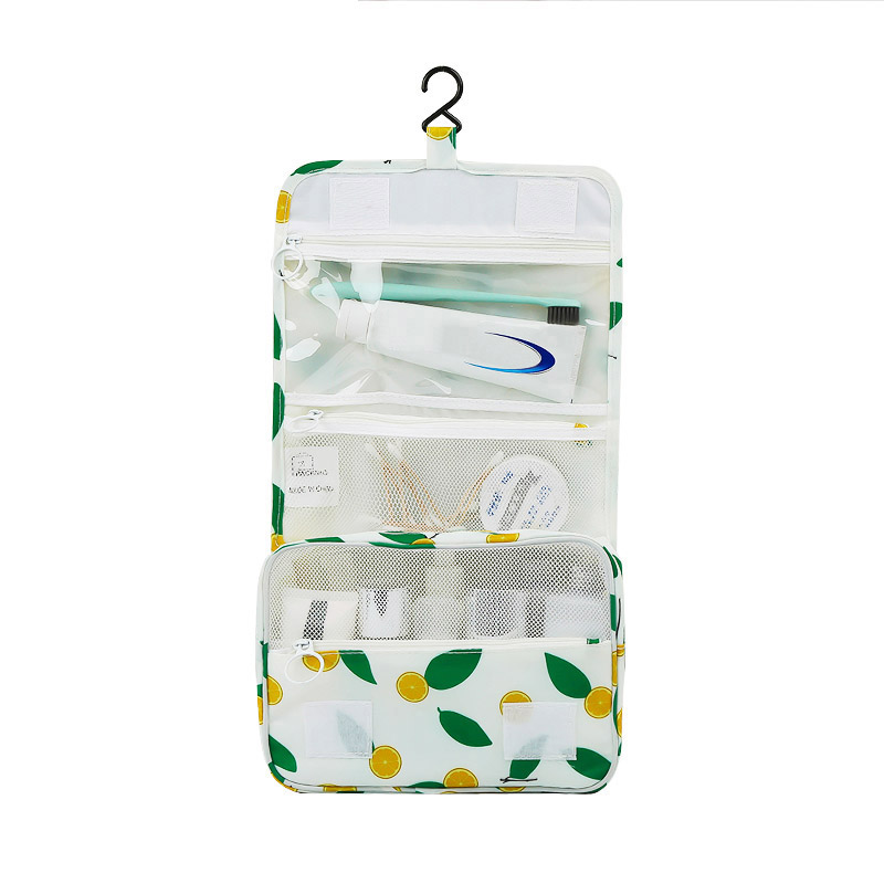 Cute Storage Bags Beauty Womens Makeup Organizer Cosmetic Box Make Up Toiletries Washroom Case Pouch Organization Accessories