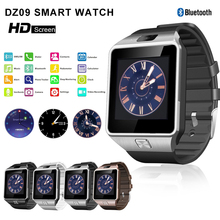 Bluetooth DZ09 Smart Watch Men Watches Sport relogios Smartwatch For Android xiaomi huawei Phone DZ 09