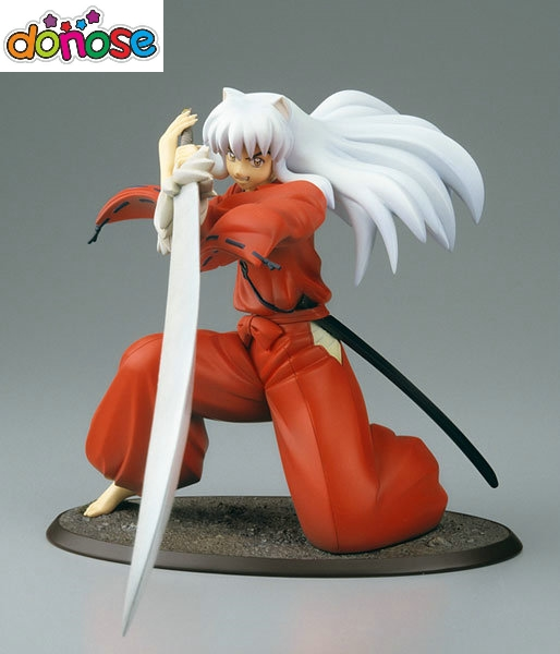 Inuyasha Anime figure Final Chapter Inuyasha  Kotobukiya Figurine 1/8 Scale PVC Figure Statue Gfit for kidsInuyasha Anime figure Final Chapter Inuyasha  Kotobukiya Figurine 1/8 Scale PVC Figure Statue Gfit for kids