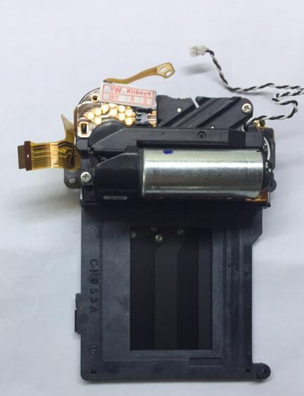 NEW 6D shutter with blade for canon 6D shutter with motor 6D Shutter unit SLR Camera Repair Part 6d servoliner