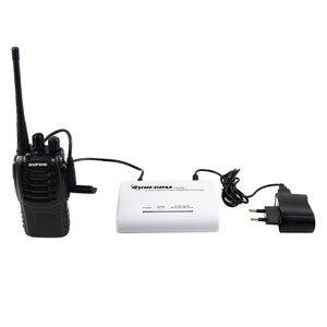 Image 5 - Controle repetidor de rádio simplex, controlador de banda cruzada dupla com controle para celular e ham radio walkie talkie, SR 112