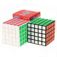 Neo Cube 5x5x5 Cubo Magico shengshou Magic Cube 5x5 Stickerless Qizhengs cubic anti-stress 5 By 5 Toys For Children