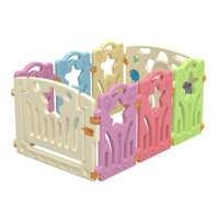 Parc à bébé intérieur extérieur jeux activité enfants jouer clôture enfants activité équipement Protection de l'environnement EP sécurité jouer cour