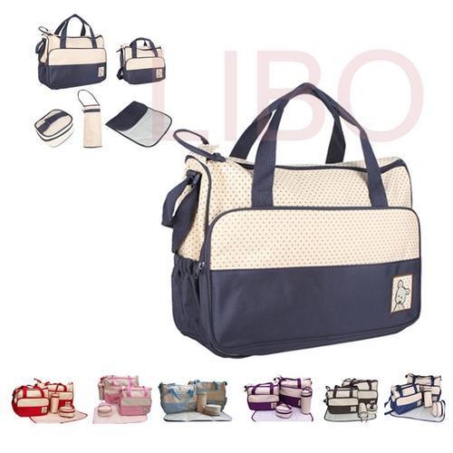 Mother infanticipate mummy Baby mom bags fashion Diaper nappy maternity bag multifunctional double-shoulder cross-body handbag insular 2017 new arrival fashion bohemian style mother bag baby nappy bags large capacity maternity mummy diaper bag 5pcs set