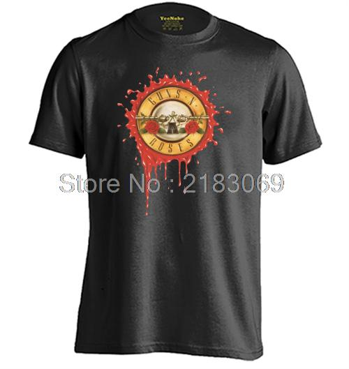 GNR guns n roses welcome to the jungle baby poster Mens & Womens Rock Band T Shirt
