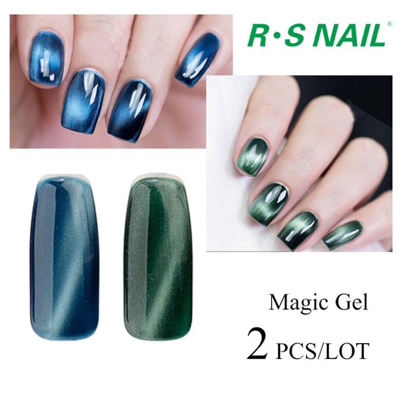 Rs Nail: Russia Send! RS NAIL 6ml 2 Pieces/lot Gel Nail Polish Cat