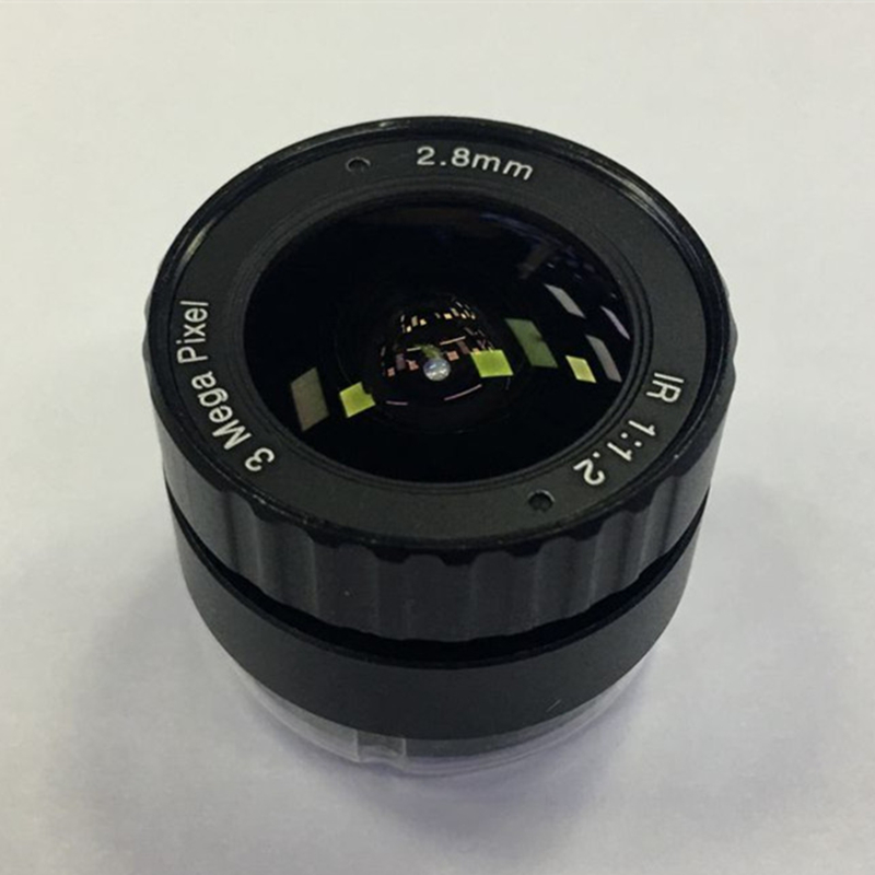 2.8mm 3MP F1.2 CS Mount  1/2.7