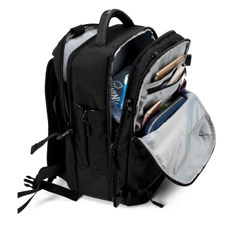 57cf872802bb 2018 New Multi-functional Men's Backpack 17.3Inch Business Laptop Backpacks  Large Capacity Waterproof Travel Backpack School Bag