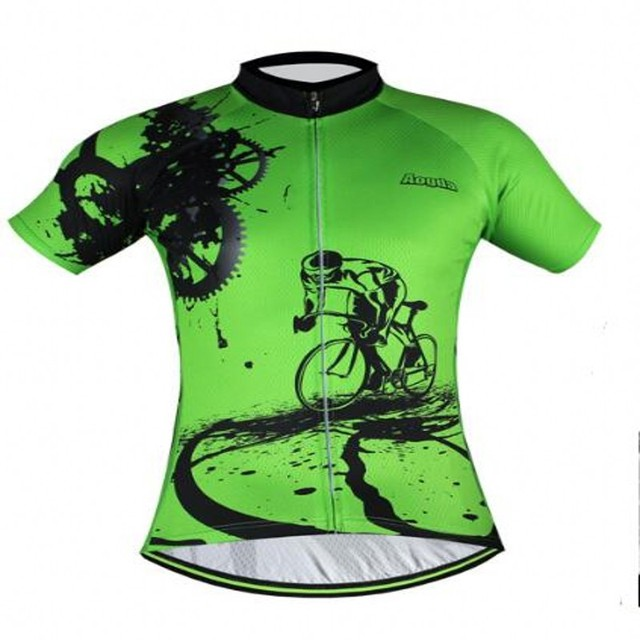 72fa8ed7a2b 2016 cycling jerseys Agoda outdoor sportswear Ms. short-sleeved bike  cycling shirt breathable clothing