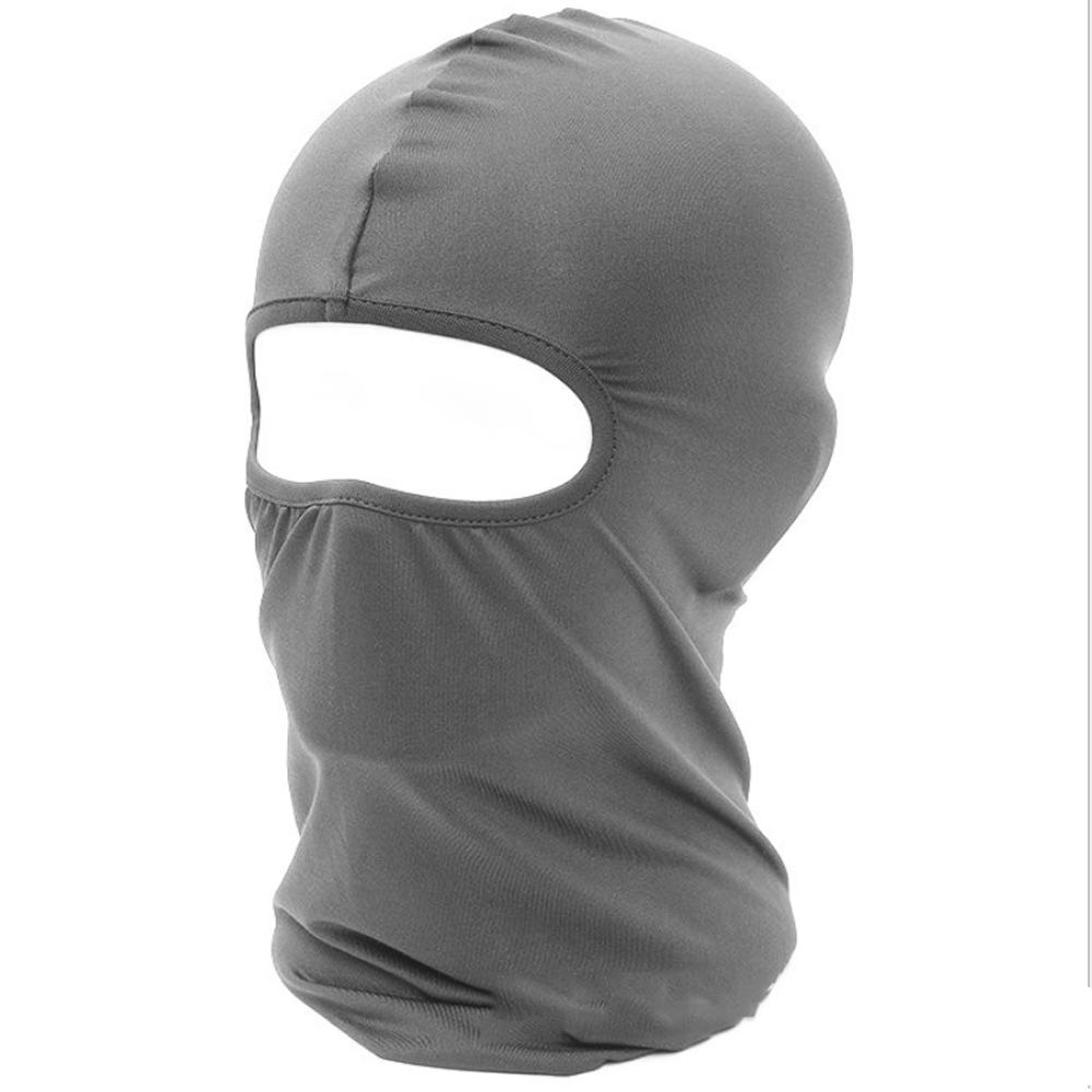 10pcs Mountaineering outdoor sports bike mask masks windproof cotton full face mask neck protection ninja headband hats