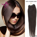 16inch18inch20inch22inch24inch26inch micro beads/links brazilian human hair extensions cabelo #2 dark brown Loop hair extension