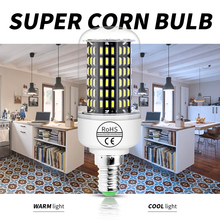 E27 Led Light Corn Bulb E14 Led Lamp 220V Bombillas LED Lampara 4014SMD 3W 5W 7W 9W 12W Indoor Light Bulb 38 55 78 88 140leds e27 3 3w 300 400lm 6000 7000k neutral white 55 led light bulb 220v